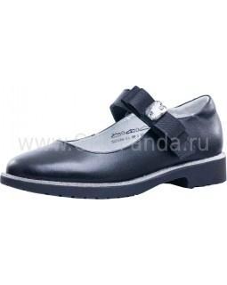 Туфли школьные Котофей 532186-21