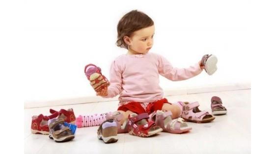 Как правильно выбрать детскую ортопедическую обувь