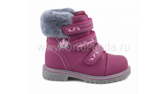 Зимняя ортопедическая обувь для детей