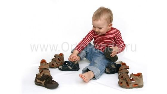 Рекомендации по ношению ортопедической обуви