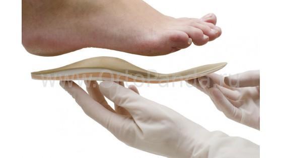 Подбор ортопедических стелек по диагнозу