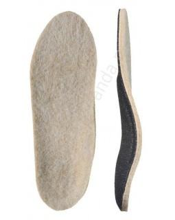Детские ортопедические стельки из натуральной шерсти