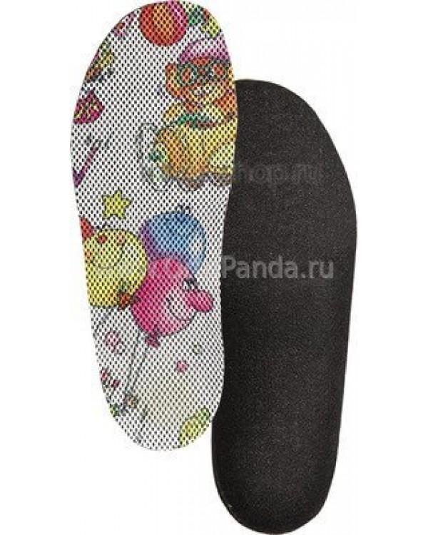 Детские ортопедические стельки «от косолапия» СТ-183