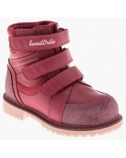 Ботинки зимние Сурсил-Орто A45-140