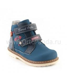 Ботинки демисезонные Сурсил-Орто 55-156