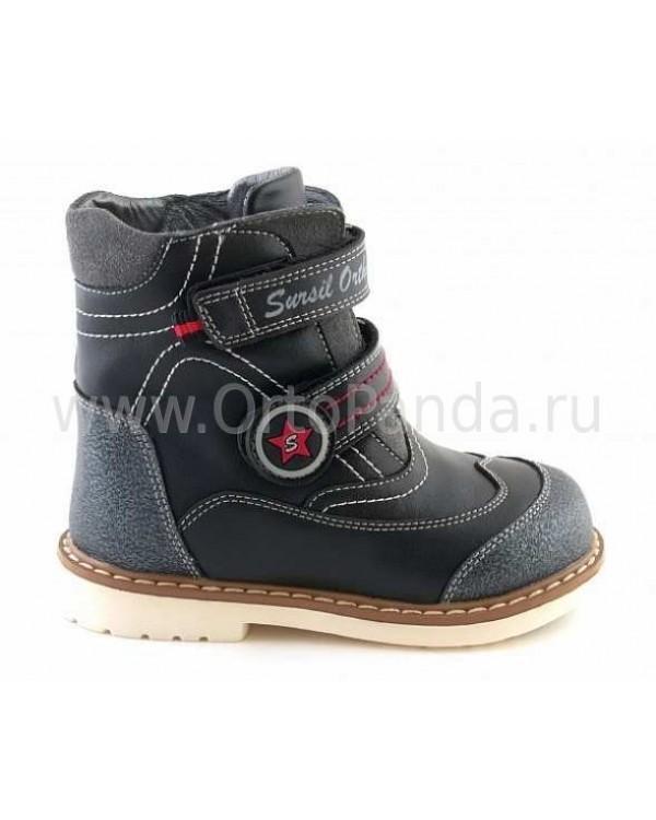 Ботинки демисезонные Сурсил-Орто 55-126-1