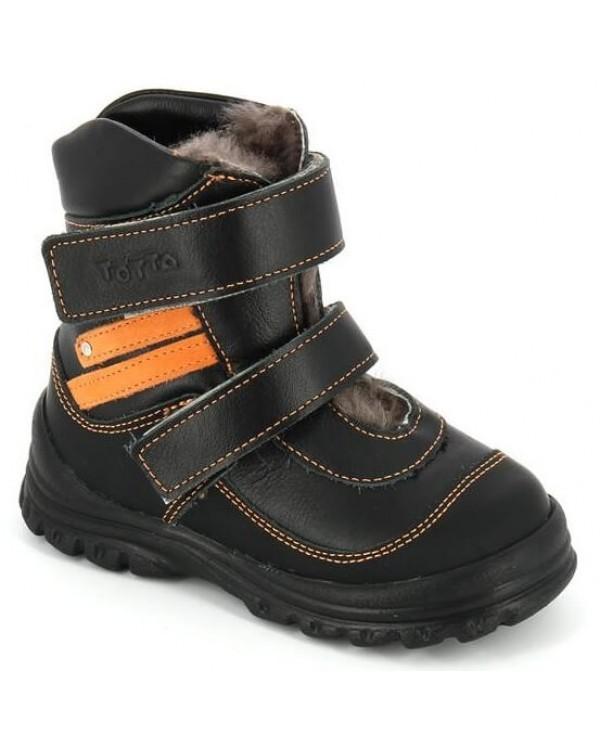 Ботинки зимние Тотто 203-МП-1,21,15