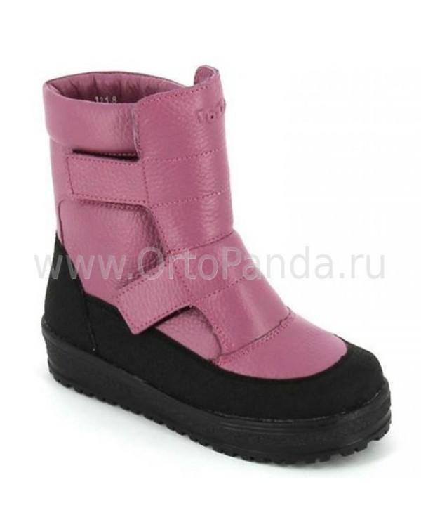 Ботинки зимние Тотто 394-МП-700