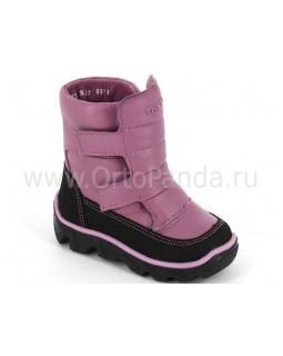 Ботинки зимние Тотто 452-МП-700