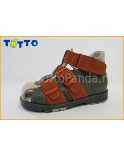 Сандали Тотто 035-34,15,18
