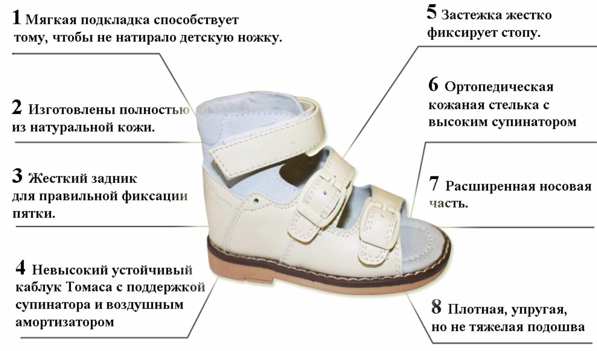 Чем отличается обувь ортопедическая различных модификаций
